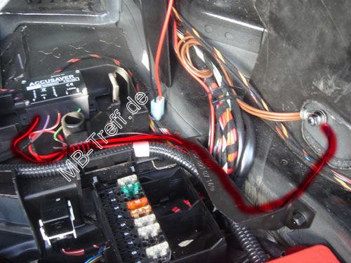 Batterie Im Mercedes Clk