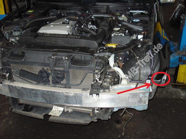 Xenon Scheinwerfer Reparieren Mercedes W