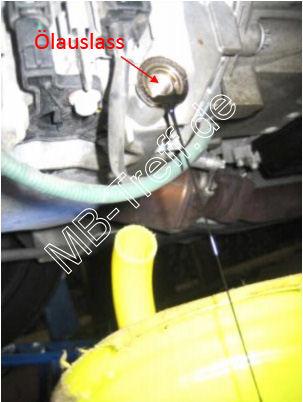 Tipps-tricks | Mercedes E-Coupe/-Cabrio (c207) | Öl- und Ölfilterwechsel: Bild 1