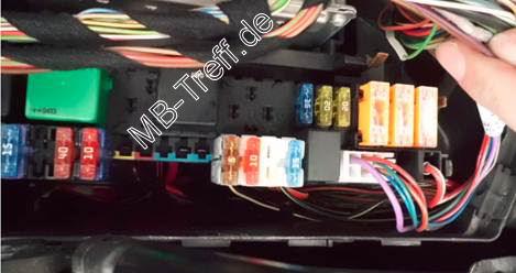 Mb Treff De Tipps Amp Tricks S Klasse W220 Relais Des