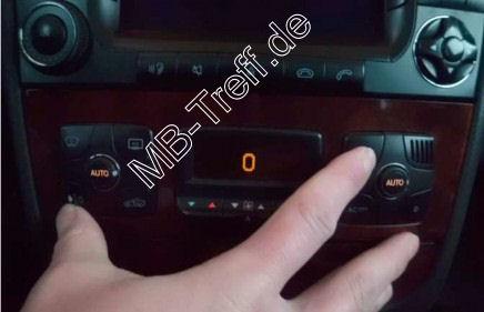 Tipps-tricks | Mercedes S-Klasse (w220) | Diagnose der Klimaanlage durchführen: Bild 0