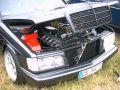 2.Mercedes Treffen Harsewinkel 2003 - AtzeC280