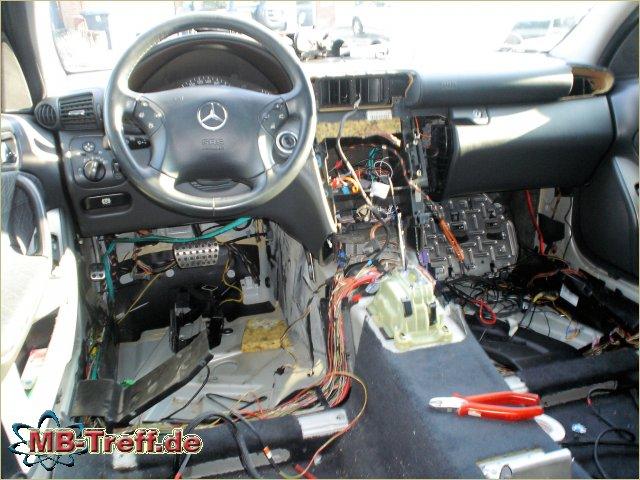 Panne Unite De Commande Mercedes Classe B